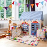 Win Green Playhouse - Toy Shop Themed