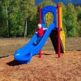 UltraPlay 4' Freestanding Slide