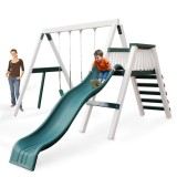 CONGO Swing'N Monkey 2 Position Play Set - Green and White