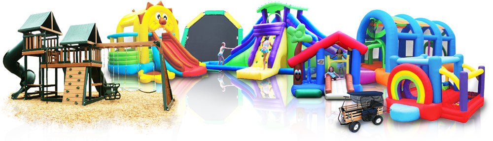 KidWise Inflatable, Water Slide and Play set Products