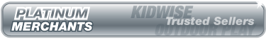 KidWise Outdoors Platinum Merchants