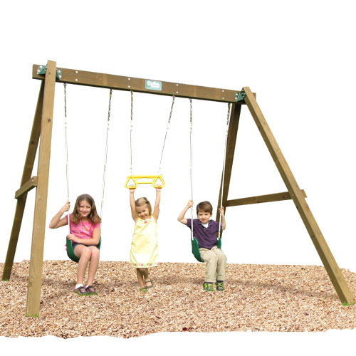 KIDWISE Classic Swing Set: Swing Beam With Rope Accessories at Sears.com