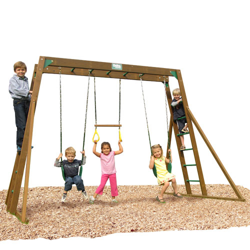 KIDWISE Classic Swing Set: Top Ladder With Chain Accessories at Sears.com