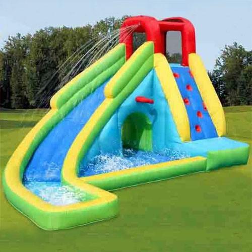 New Kidwise Splash N Play Waterslide